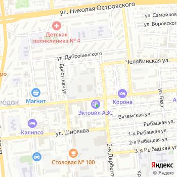 Автогаз на Яндекс.Картах
