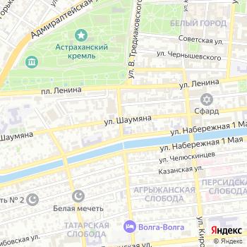Лун на Яндекс.Картах