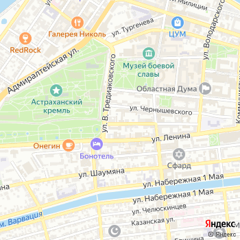 Управление по капитальному строительству на Яндекс.Картах