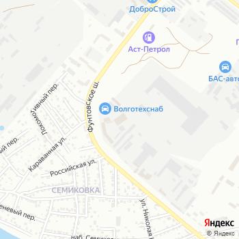 Астраханский автоцентр КамАЗ на Яндекс.Картах