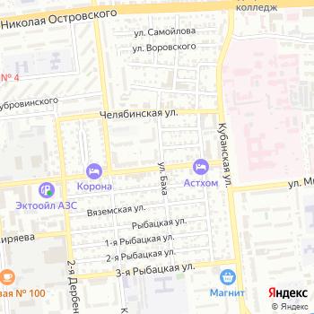 Трактор-Сервис на Яндекс.Картах