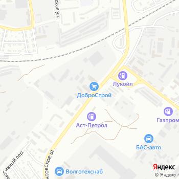 Железобетон на Яндекс.Картах