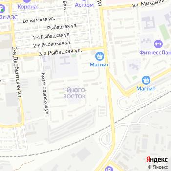 Кубанский-С на Яндекс.Картах