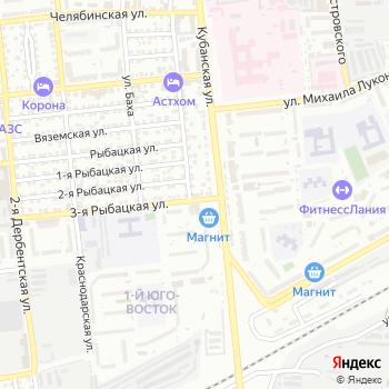 СТАМ на Яндекс.Картах