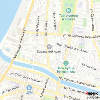 Управление по коммунальному хозяйству и благоустройству Администрации г. Астрахани на Яндекс.Картах