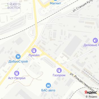Шеф на Яндекс.Картах