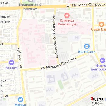 Автобаня на Яндекс.Картах