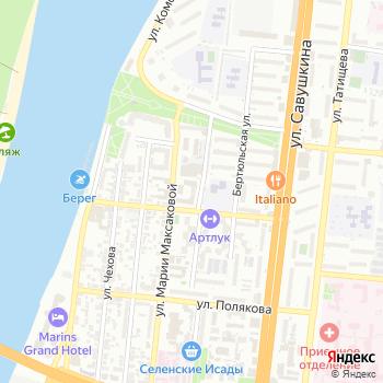 Управление пенсионного фонда в Ленинском районе г. Астрахани на Яндекс.Картах