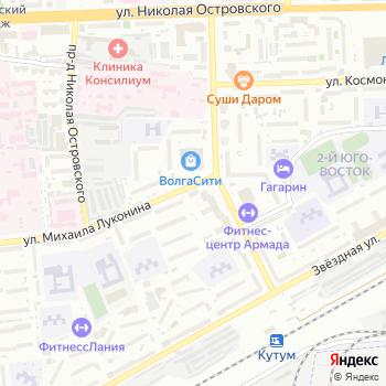 Газпромбанк на Яндекс.Картах