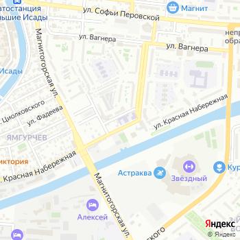 Специальная коррекционная общеобразовательная школа-интернат №6 для обучающихся воспитанников с ограниченными возможностями здоровья на Яндекс.Картах