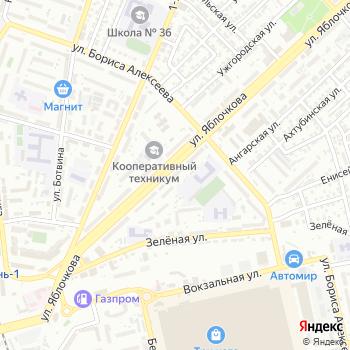 Семейная на Яндекс.Картах