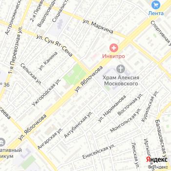 Бизнес-Центр на Яндекс.Картах