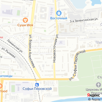 Луч-Мастер на Яндекс.Картах