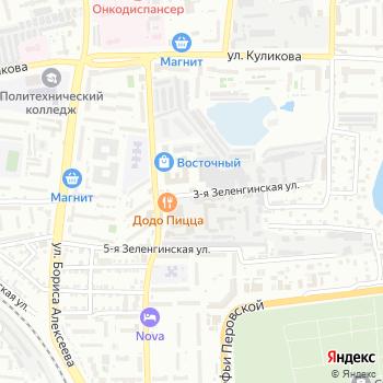 Похоронное бюро на Яндекс.Картах