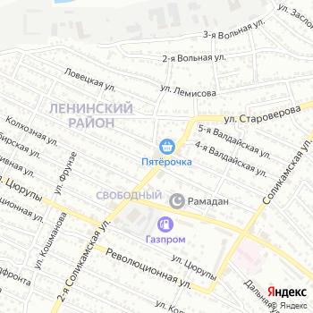 Оазис на Яндекс.Картах
