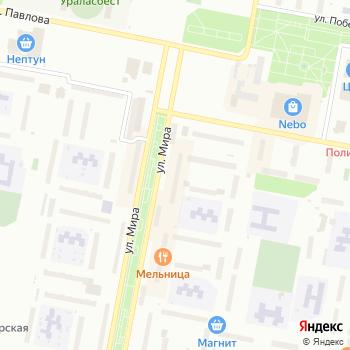 Почта с индексом 624269 на Яндекс.Картах