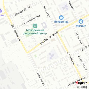 Почта с индексом 624270 на Яндекс.Картах