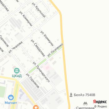 Почта с индексом 624264 на Яндекс.Картах