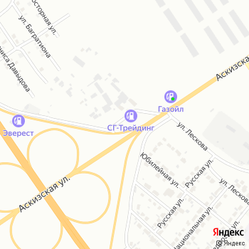 АЗС Север на Яндекс.Картах