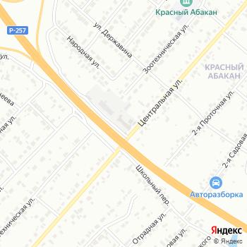 Атент на Яндекс.Картах