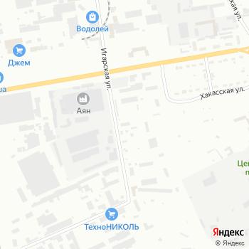 Мир аккумуляторов на Яндекс.Картах