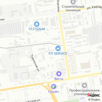Оптово-розничная фруктовая база на Яндекс.Картах