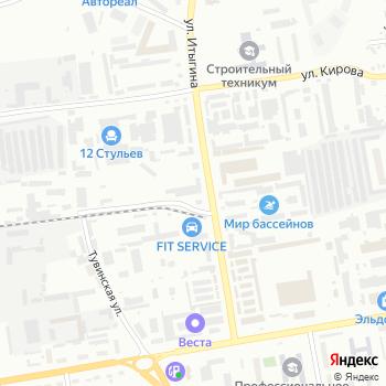 Автомаг на Яндекс.Картах