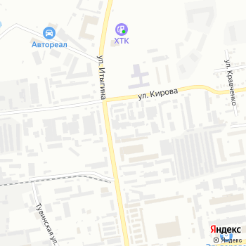 Игрушки ГАМИ на Яндекс.Картах