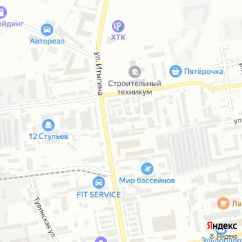 Упаковка на Яндекс.Картах