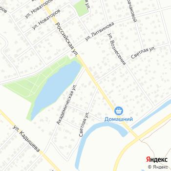 Айболит на Яндекс.Картах