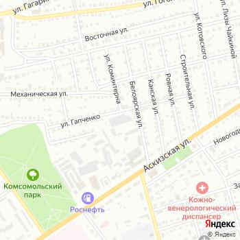 Вираж на Яндекс.Картах