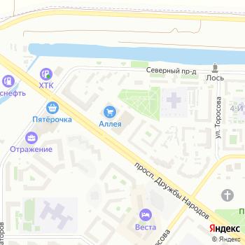 Тесинский МПК на Яндекс.Картах