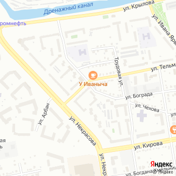 Вивап-Дент на Яндекс.Картах
