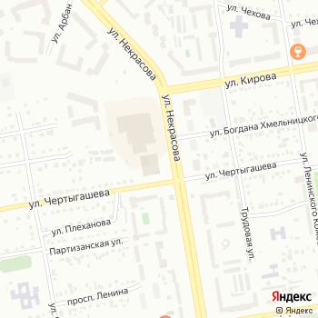 Сильвер на Яндекс.Картах