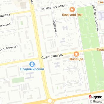 Детали техно на Яндекс.Картах