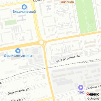 Хуторок на Яндекс.Картах