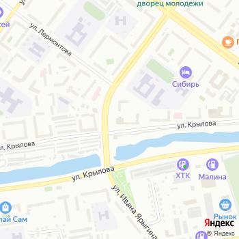 ССК на Яндекс.Картах