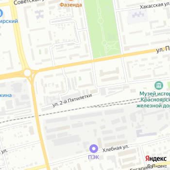 Мировые судьи на Яндекс.Картах