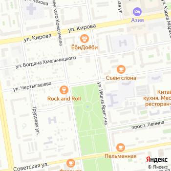 КИНОcafe на Яндекс.Картах