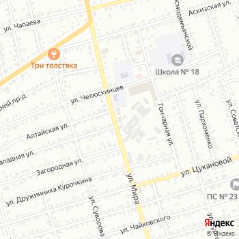 Абаканский завод каркасного домостроения на Яндекс.Картах