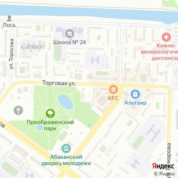 БМД на Яндекс.Картах