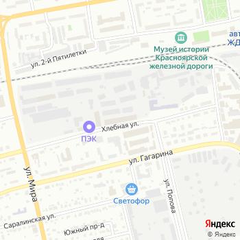 РыБкоМ на Яндекс.Картах