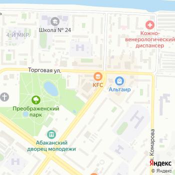 Магазин спортивных товаров на Яндекс.Картах