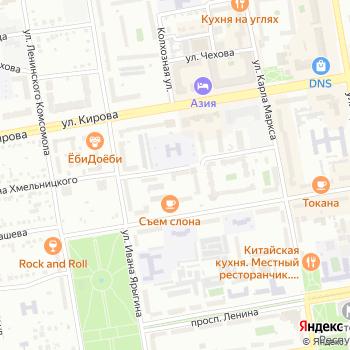Центр занятости населения г. Абакана на Яндекс.Картах