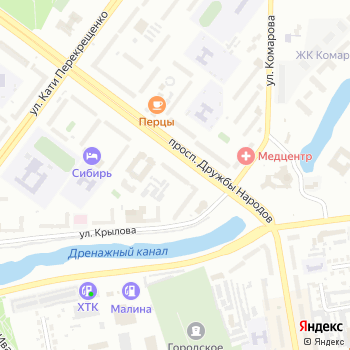 Все для вас на Яндекс.Картах