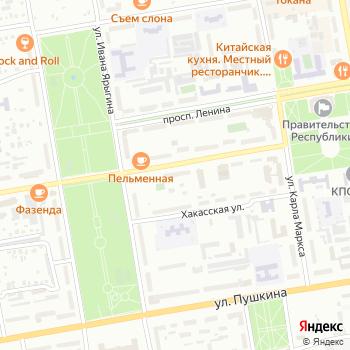 Прима-Тур на Яндекс.Картах