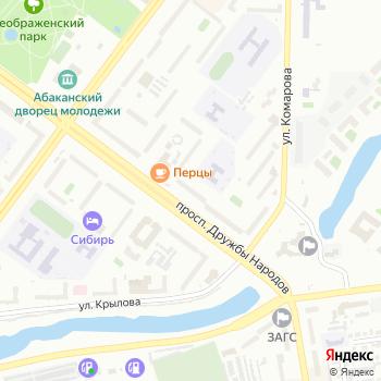 Радио DFM на Яндекс.Картах