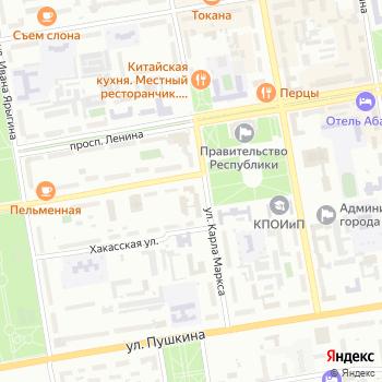 МВД России по Республике Хакасия на Яндекс.Картах