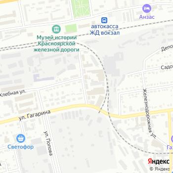 Новые Ворота на Яндекс.Картах