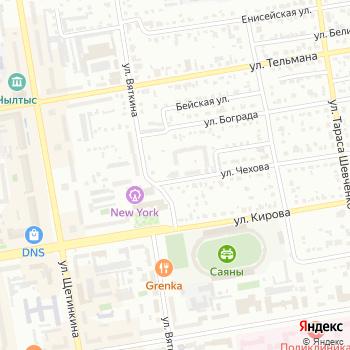 Тема на Яндекс.Картах